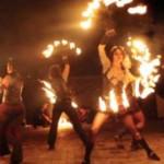 На День города в Черновцах организуют огненное шоу и поединки викингов