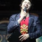 Притула о своем выступлении в Черновцах: Эмоции просто не позволяли уснуть