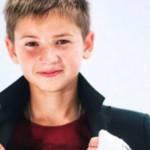 Мальчик из буковинского села прошел во второй этап шоу Голос страны. Дети
