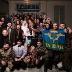 Французский фотограф с буковинским корнями Юрий Билак привез в Черновцы кадры из АТО