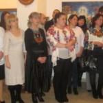 Воспитанники Черновицкого художественного училища презентовали выставку