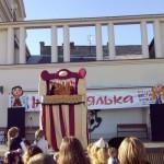 Театралы из Черновцов отправились на международный фестиваль » Интерлялька