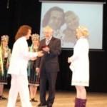 Коллектив филармонии Черновцов с 75-летним юбилеем поздравил министр культуры